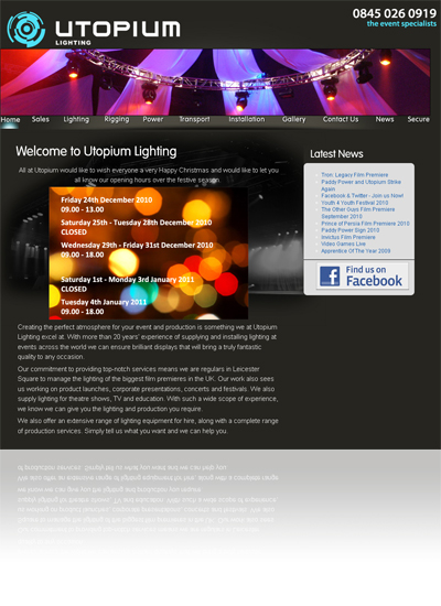 Utopium Lighting